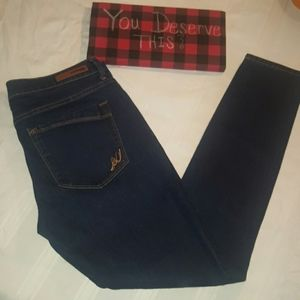 Express jeans size  10r Mia midrise